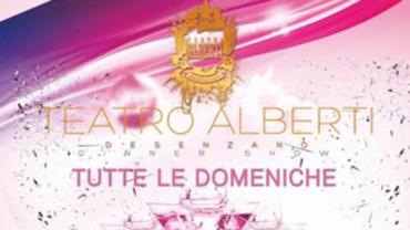 Al Teatro Alberti!