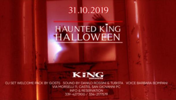 Halloween 2019 alla discoteca King Discoclub!