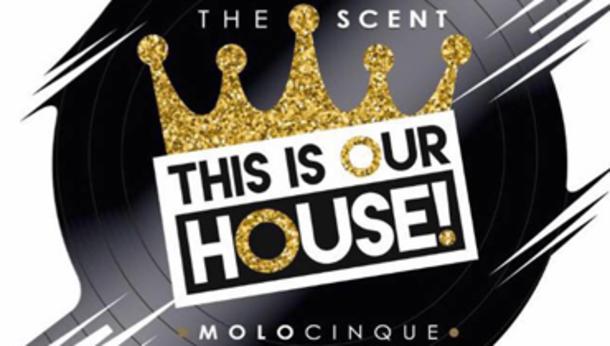 Venerdì Notte alla discoteca Molocinque a Venezia!