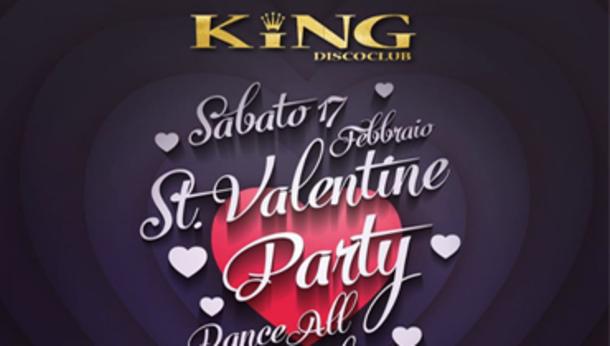 San Valentino @ discoteca King Disco Club