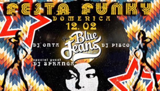 Serata Funky @ The Blue Jeans di Travagliato!