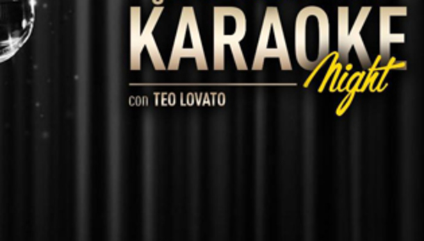 Karaoke Night al Re Carlo!