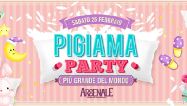 Pigiama Party, Arsenale Carnival Experience