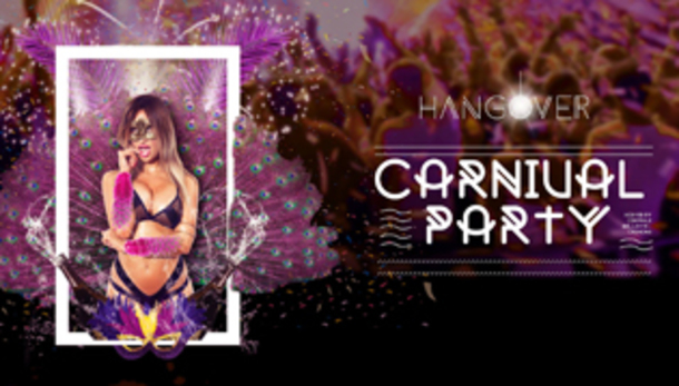Hangover Carnival Party @ Centrale del Latte