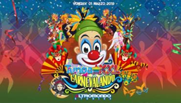 Carnevale @ Altromondo Studios by Tunga XXL
