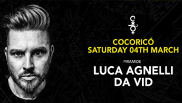 Luca Agnelli @ discoteca Cocoricò
