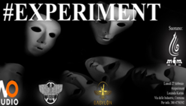 Experiment Carnival Party