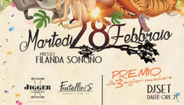 Welcome to the Jungle Carnival Party by Fratellini's