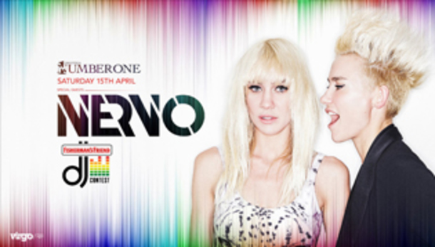 Nervo @ discoteca Number One!