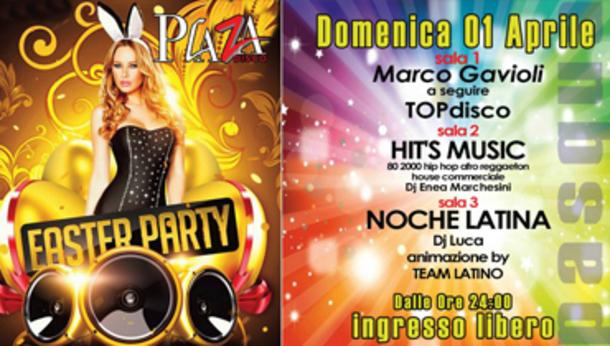 Pasqua 2018 al Plaza disco!