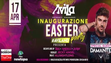 Pasqua 2019 all'Avila!