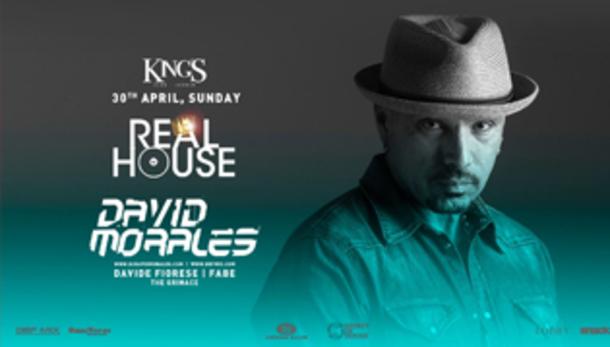 David Morales & Gabry Ponte @ discoteca KING'S