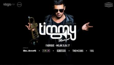 Timmy Trumpet - Fabrique Milano