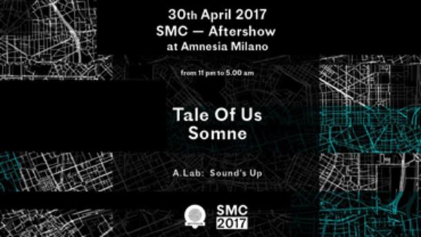 SMC - Aftershow w/ Tale Of Us, Somne @ discoteca Amnesia Milano