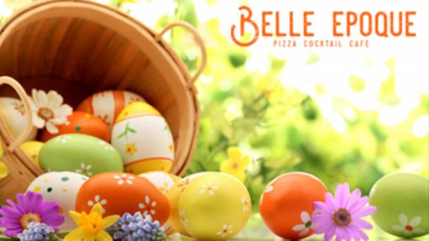 Pasqua e Pasquetta al Belle Epoque di Brescia!