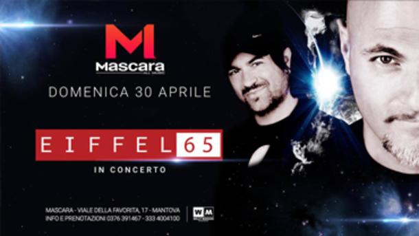 Discoteca Mascara   Eiffel65 in concert