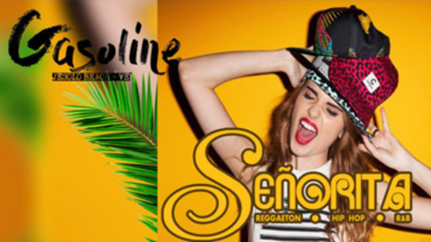 Gasoline - Señorita Reggaeton Hip Hop R&B