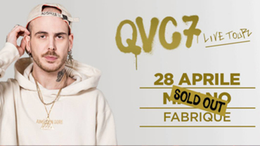 Gemitaiz - QVC7 Live Tour - Milano