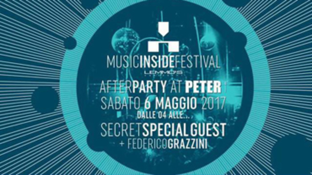 Music inside festival MIF: After Party Peter Pan