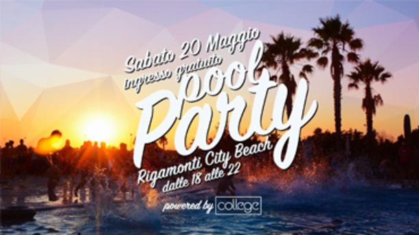 College Pool Party: La festa in piscina delle scuole!