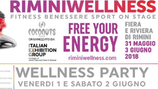 Rimini Wellness - Party @ discoteca Coconuts