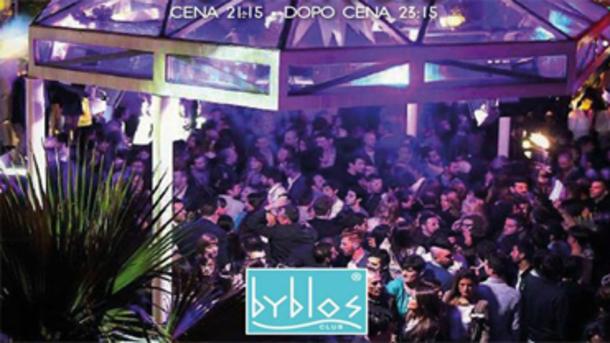 Venerdì sera @ Byblos Misano Adriatico