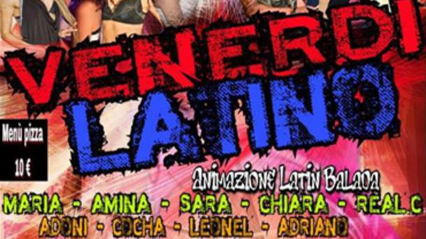 Venerdì Latino al Macao Clubbing!