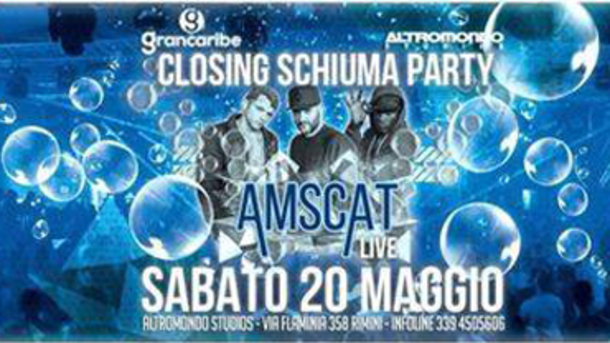 Closing PARTY Grancaribe @ discoteca Altromondo Studios