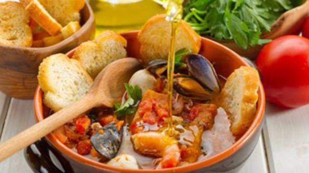 Gran Zuppa di Pesce - Vena del Colle