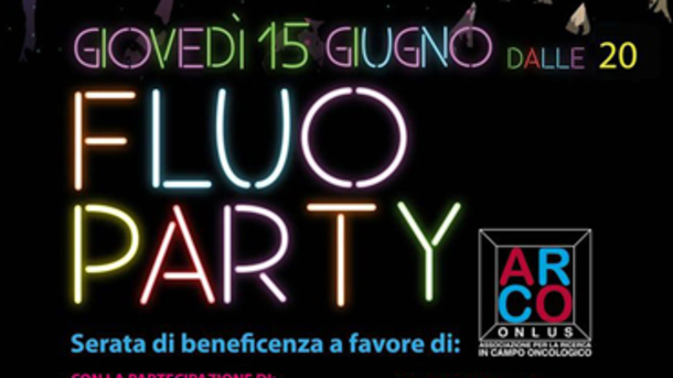 Fluo Party @ Mister Time di Cremona