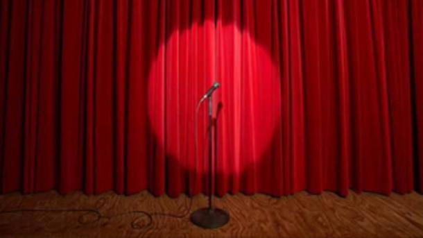 Baciccia comedy garden / stand up comedy show
