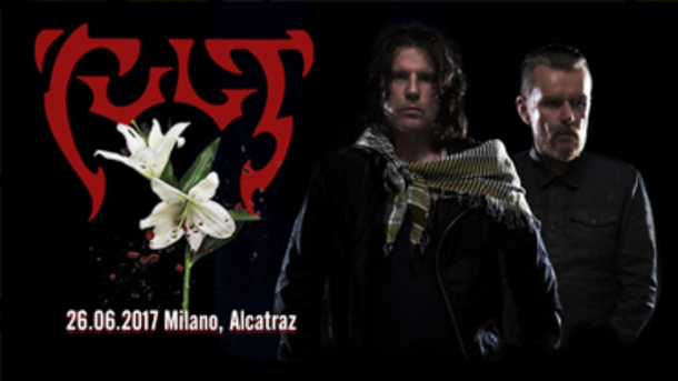 The Cult / Milano, Alcatraz