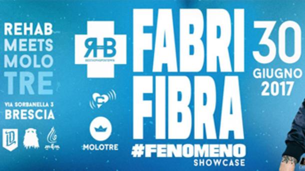Rehab meets Molotre - FABRI FIBRA