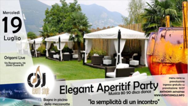 Elegant Aperitif Party @ Origami