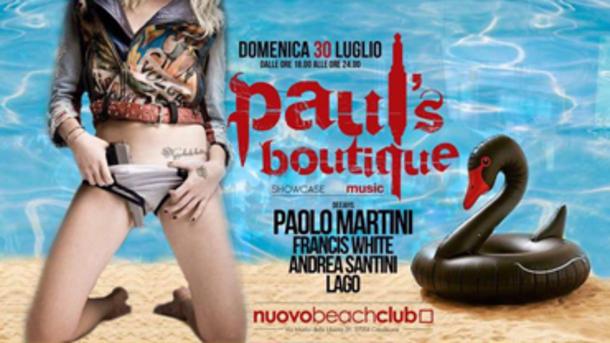 Paul's Boutique Showcase at Nuovo Beach Club