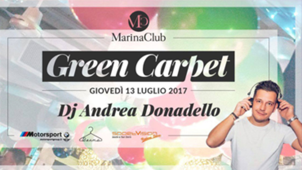 Green Carpet @ Marina Jesolo