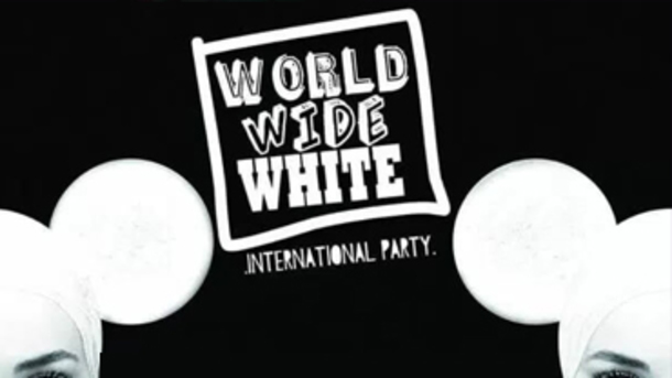 Il World Wide White Party arriva alla Villa delle Rose