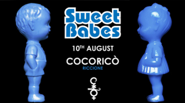 Sweet Babes with Louie Vega, Ricky L & Emanuele Inglese @ Cocoricò