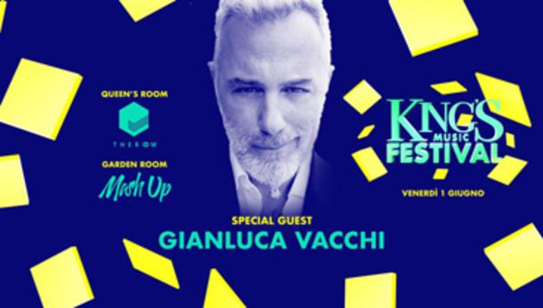 KING'S #KMF King's Music Festival w/Gianluca Vacchi