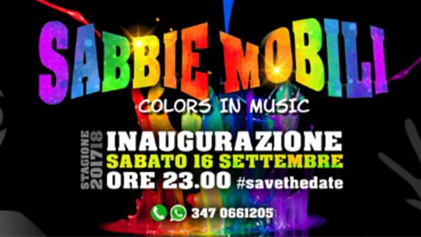 Inaugurazione Sabbie Mobili a Chignolo d'Isola, Bergamo
