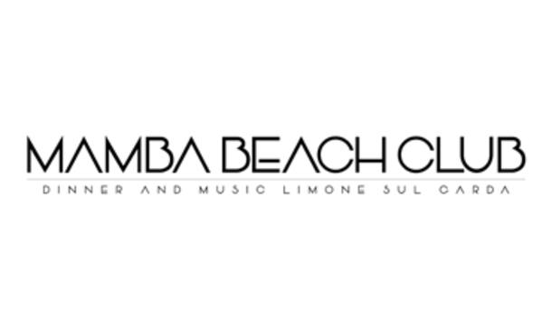 Venerdì sera del Mamba Beach Club a Limone sul Garda (Brescia)