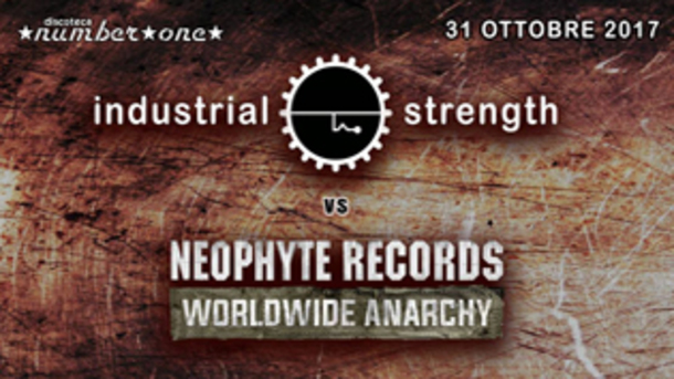 Halloween Industrial Strength VS Neophyte Rec. @ Number One