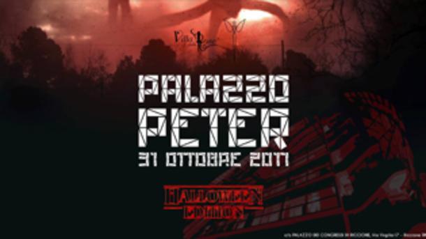 Palazzo Peter - Halloween Edition