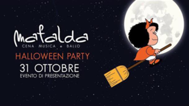 Serata di presentazione e Halloween Party by Mafalda!