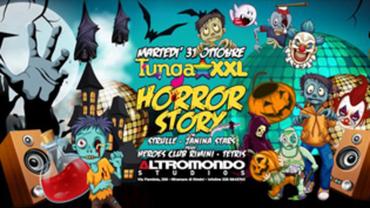 TUNGA XXL Horror STORY @ Altromondo Studios