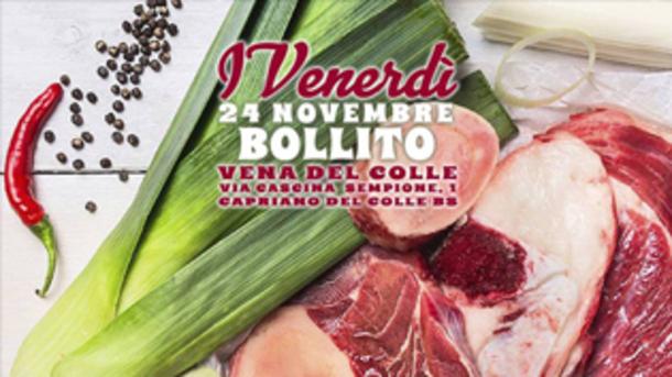 I Venerdì by ristorante Vena del Colle