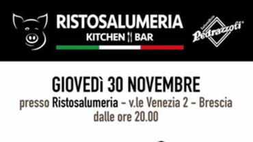Serata Panini Gourmet @ Ristosalumeria