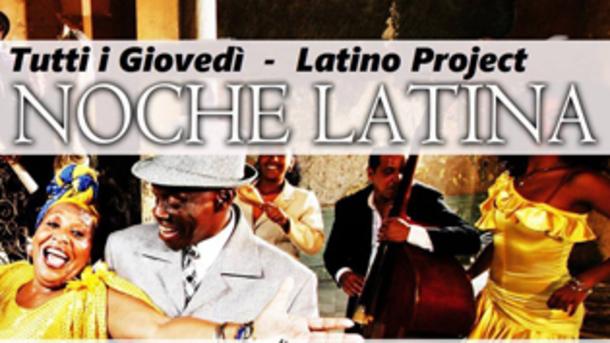 Noche Latina Latino Project Adiamo Jesolo