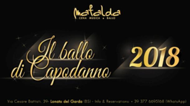 Capodanno 2018 al Mafalda di Lonato