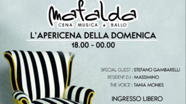 Apericena della domenica al Mafalda